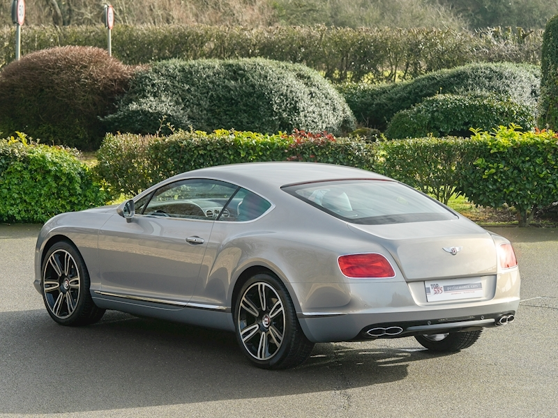 Bentley Continental GT V8 4.0 Mulliner - Large 0