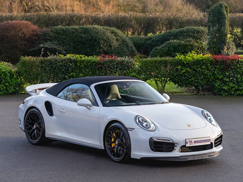 Porsche 911 (991.1) Turbo S 3.8 Convertible PDK - Large 33