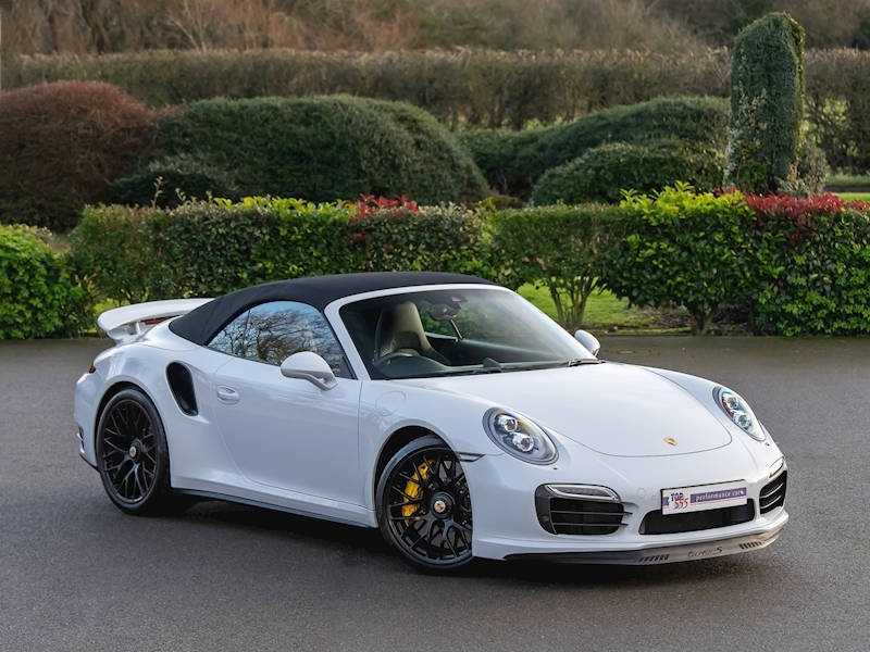 Porsche 911 (991.1) Turbo S 3.8 Convertible PDK - Large 5