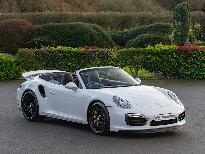 Porsche 911 (991.1) Turbo S 3.8 Convertible PDK - Large 13