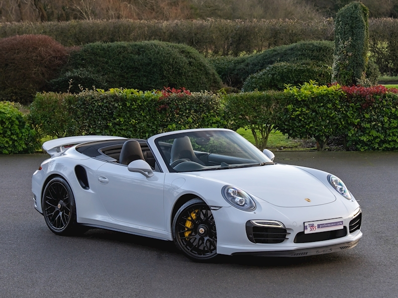 Porsche 911 (991.1) Turbo S 3.8 Convertible PDK - Large 3