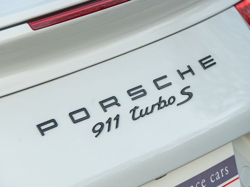 Porsche 911 (991.1) Turbo S 3.8 Convertible PDK - Large 8