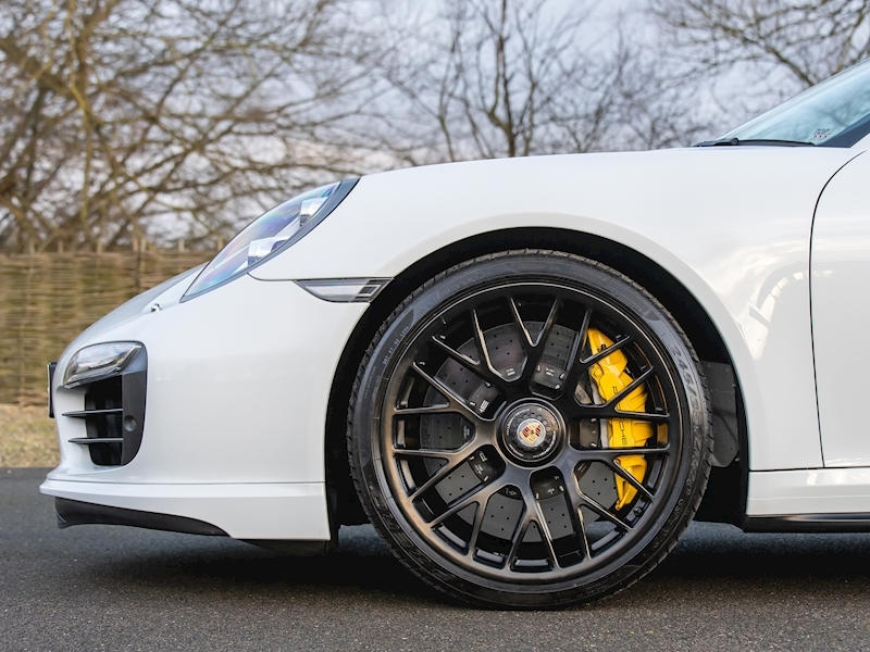 Porsche 911 (991.1) Turbo S 3.8 Convertible PDK - Large 11