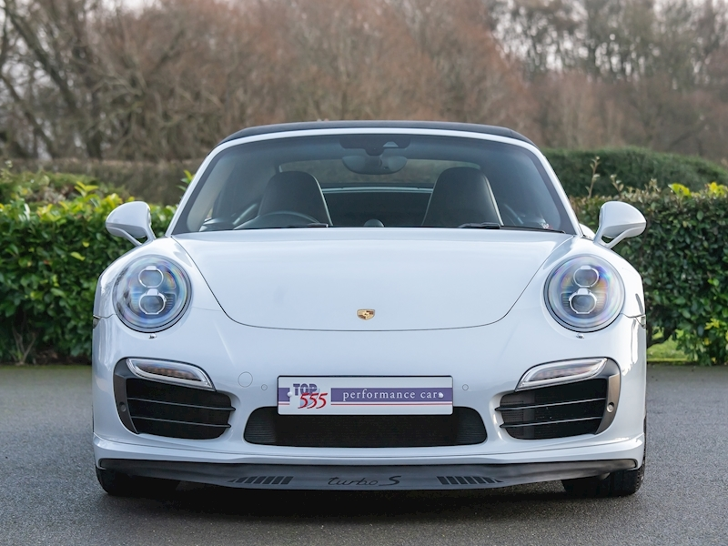 Porsche 911 (991.1) Turbo S 3.8 Convertible PDK - Large 21