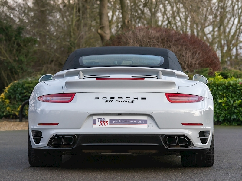 Porsche 911 (991.1) Turbo S 3.8 Convertible PDK - Large 23