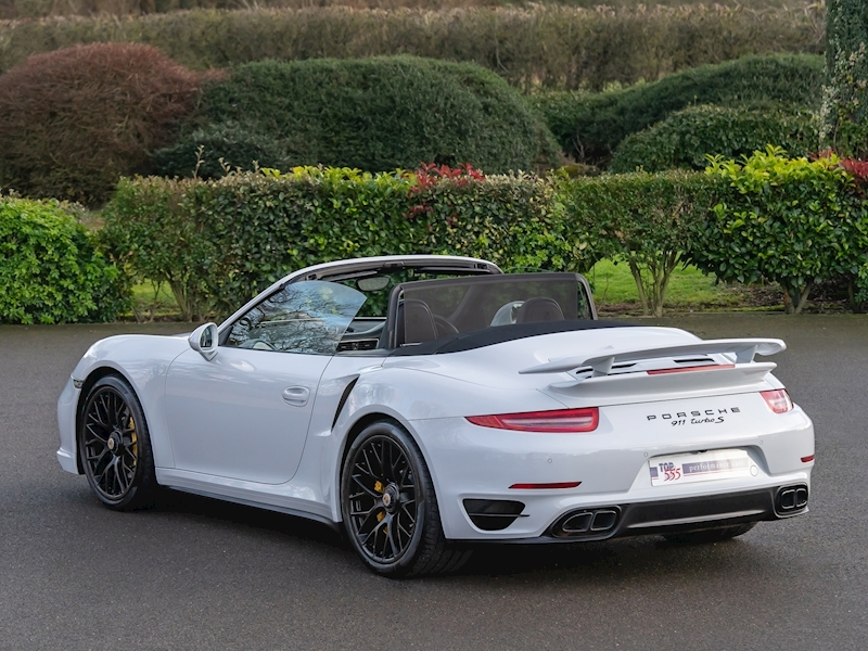 Porsche 911 (991.1) Turbo S 3.8 Convertible PDK - Large 34