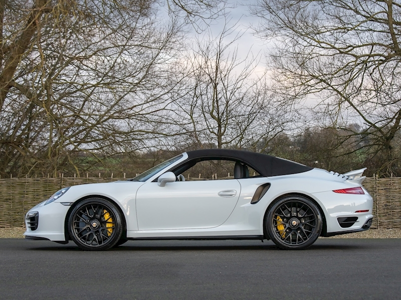 Porsche 911 (991.1) Turbo S 3.8 Convertible PDK - Large 7