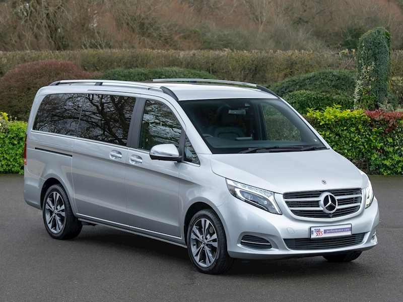 Mercedes-Benz V220d Sport Long - 8 Seater - Large 25