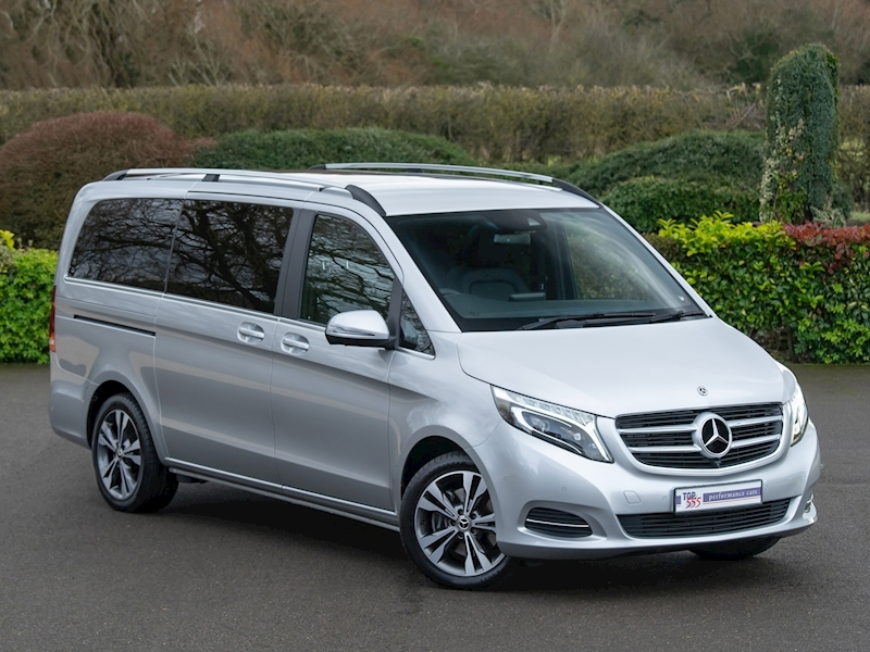 Mercedes-Benz V220d Sport Long - 8 Seater - Large 14