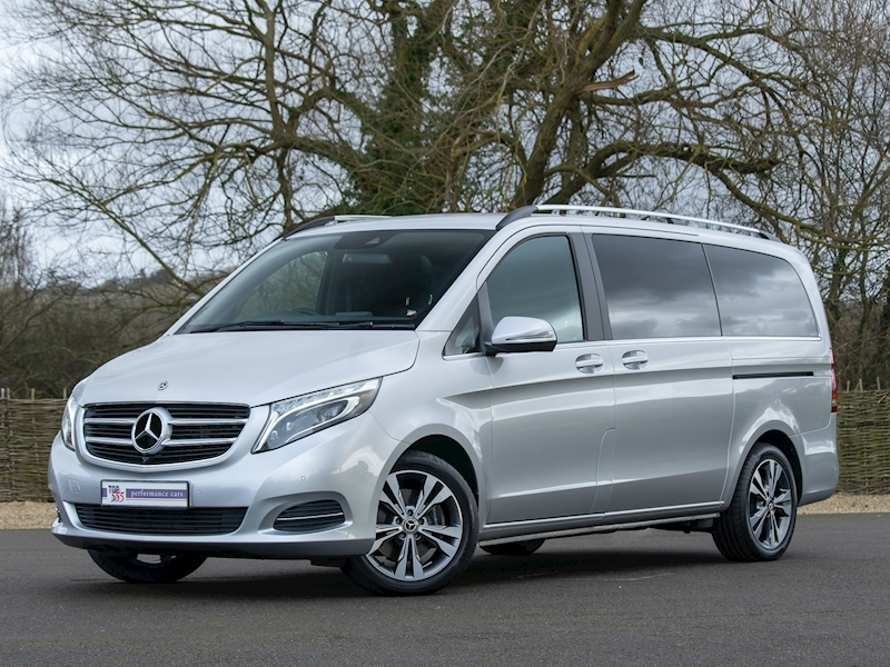 Mercedes-Benz V220d Sport Long - 8 Seater - Large 1