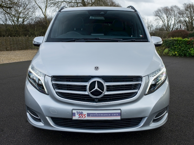 Mercedes-Benz V220d Sport Long - 8 Seater - Large 9