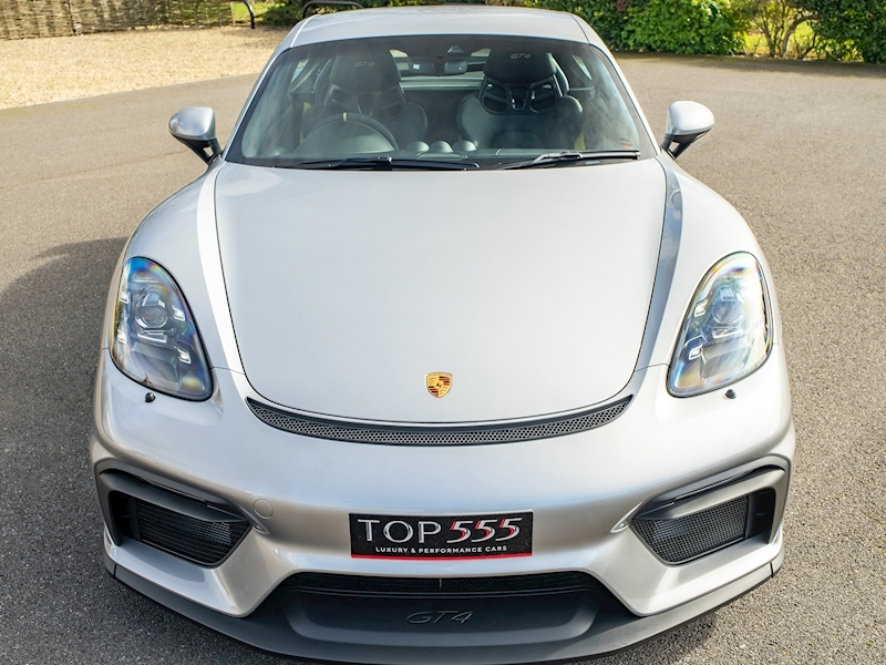 Porsche 718 Cayman GT4 4.0 Clubsport - Manual - Large 10