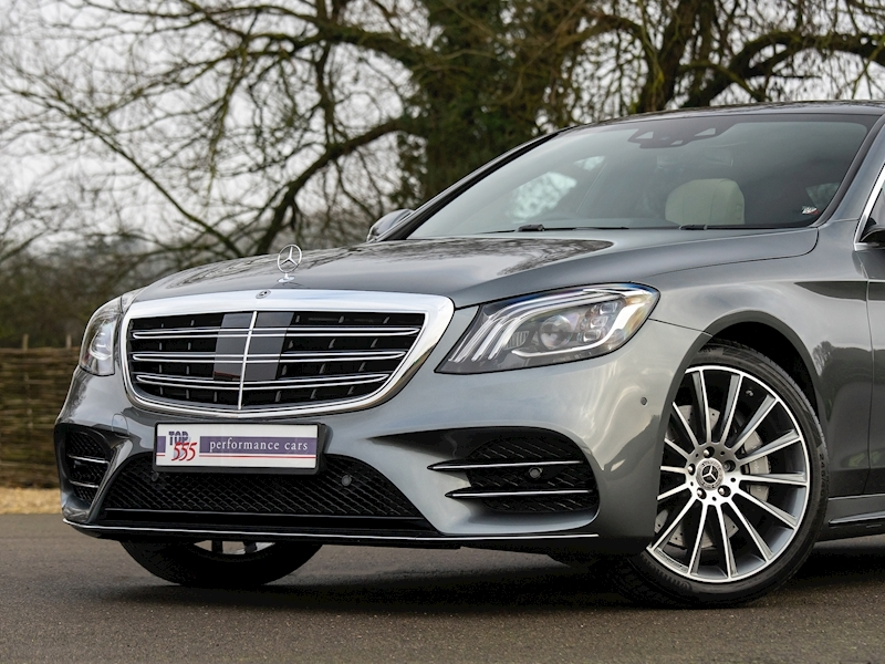 Mercedes-Benz S350d AMG Line - Premium Plus - Large 2