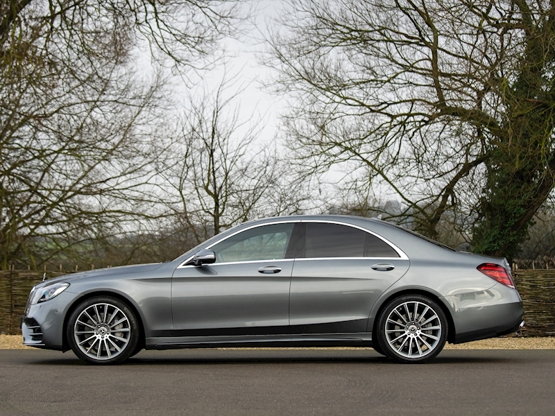 Mercedes-Benz S350d AMG Line - Premium Plus - Large 3