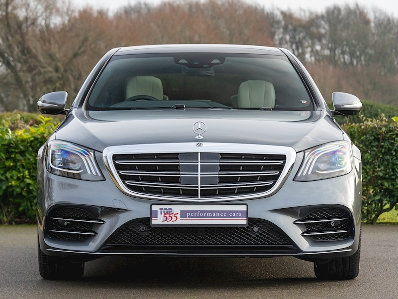 Mercedes-Benz S350d AMG Line - Premium Plus - Large 8