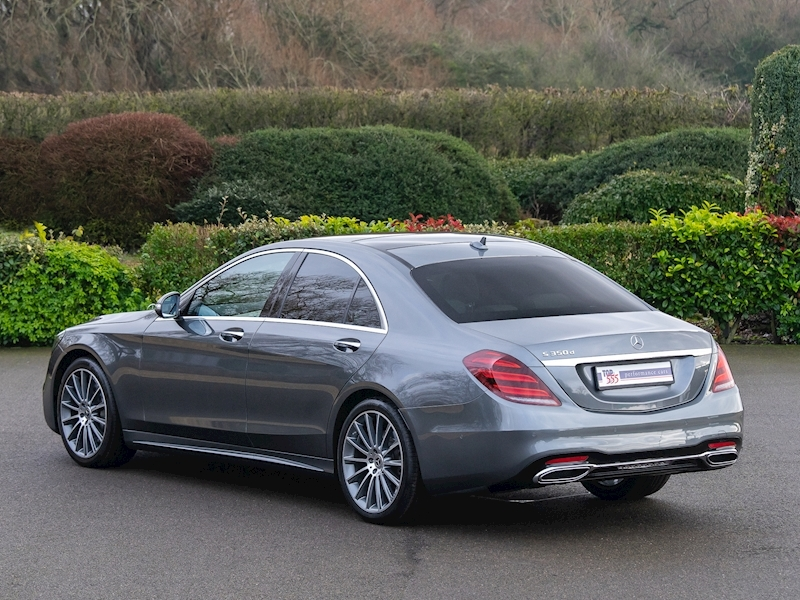Mercedes-Benz S350d AMG Line - Premium Plus - Large 0