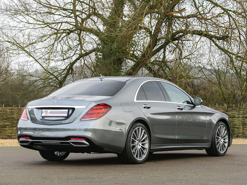 Mercedes-Benz S350d AMG Line - Premium Plus - Large 37