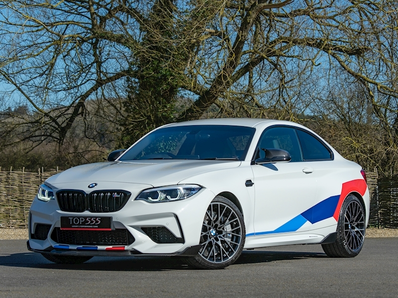 BMW M2 Competition 3.0 M DCT - Large 1