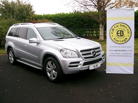 Mercedes Gl Class Gl350 Cdi Blueefficiency