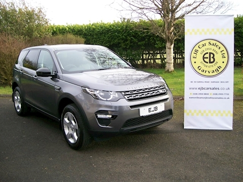 Land Rover Discovery Sport Td4 Pure Special Edition