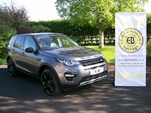 Land Rover Discovery Sport Sd4 Hse Estate 2.2 Automatic Diesel Night Pack (7 Seater) - Thumb 0