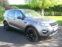 Land Rover Discovery Sport Sd4 Hse Estate 2.2 Automatic Diesel Night Pack (7 Seater) - Thumb 2