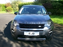 Land Rover Discovery Sport Sd4 Hse Estate 2.2 Automatic Diesel Night Pack (7 Seater) - Thumb 3