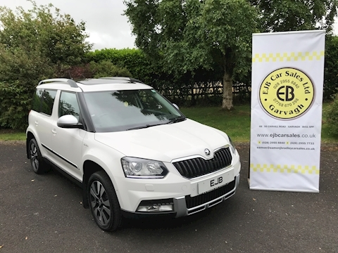 Skoda Yeti Outdoor Laurin And Klement Tdi Scr