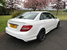 Mercedes C Class C220 Cdi Blueefficiency Amg Sport Plus Saloon 2.1 Automatic Diesel - Thumb 1