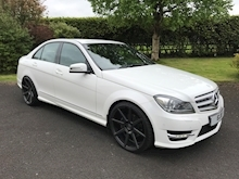 Mercedes C Class C220 Cdi Blueefficiency Amg Sport Plus Saloon 2.1 Automatic Diesel - Thumb 2