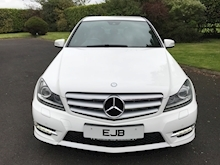 Mercedes C Class C220 Cdi Blueefficiency Amg Sport Plus Saloon 2.1 Automatic Diesel - Thumb 3