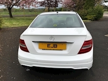 Mercedes C Class C220 Cdi Blueefficiency Amg Sport Plus Saloon 2.1 Automatic Diesel - Thumb 4