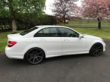 Mercedes C Class C220 Cdi Blueefficiency Amg Sport Plus Saloon 2.1 Automatic Diesel - Thumb 5