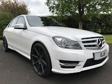 Mercedes C Class C220 Cdi Blueefficiency Amg Sport Plus Saloon 2.1 Automatic Diesel - Thumb 6
