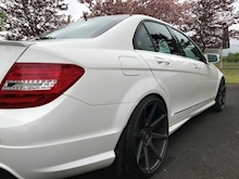 Mercedes C Class C220 Cdi Blueefficiency Amg Sport Plus Saloon 2.1 Automatic Diesel - Thumb 8