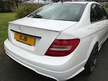 Mercedes C Class C220 Cdi Blueefficiency Amg Sport Plus Saloon 2.1 Automatic Diesel - Thumb 9