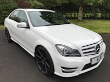 Mercedes C Class C220 Cdi Blueefficiency Amg Sport Plus Saloon 2.1 Automatic Diesel - Thumb 28