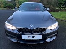 Bmw 4 Series 420D Xdrive M Sport Auto Coupe 2.0 Automatic Diesel - Thumb 29