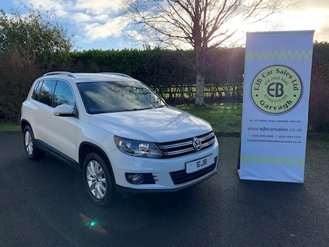 Volkswagen Tiguan Match Tdi Bluemotion Technology 4Motion
