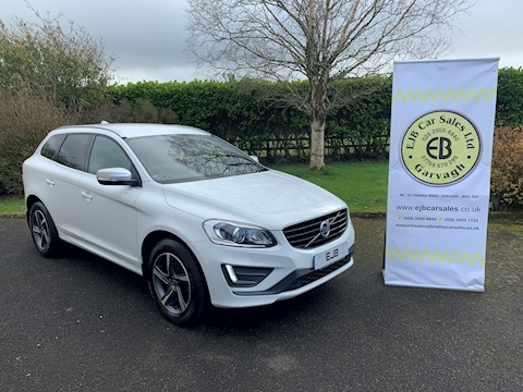 Volvo Xc60 D4 R-Design Lux Nav Awd Winter Pack