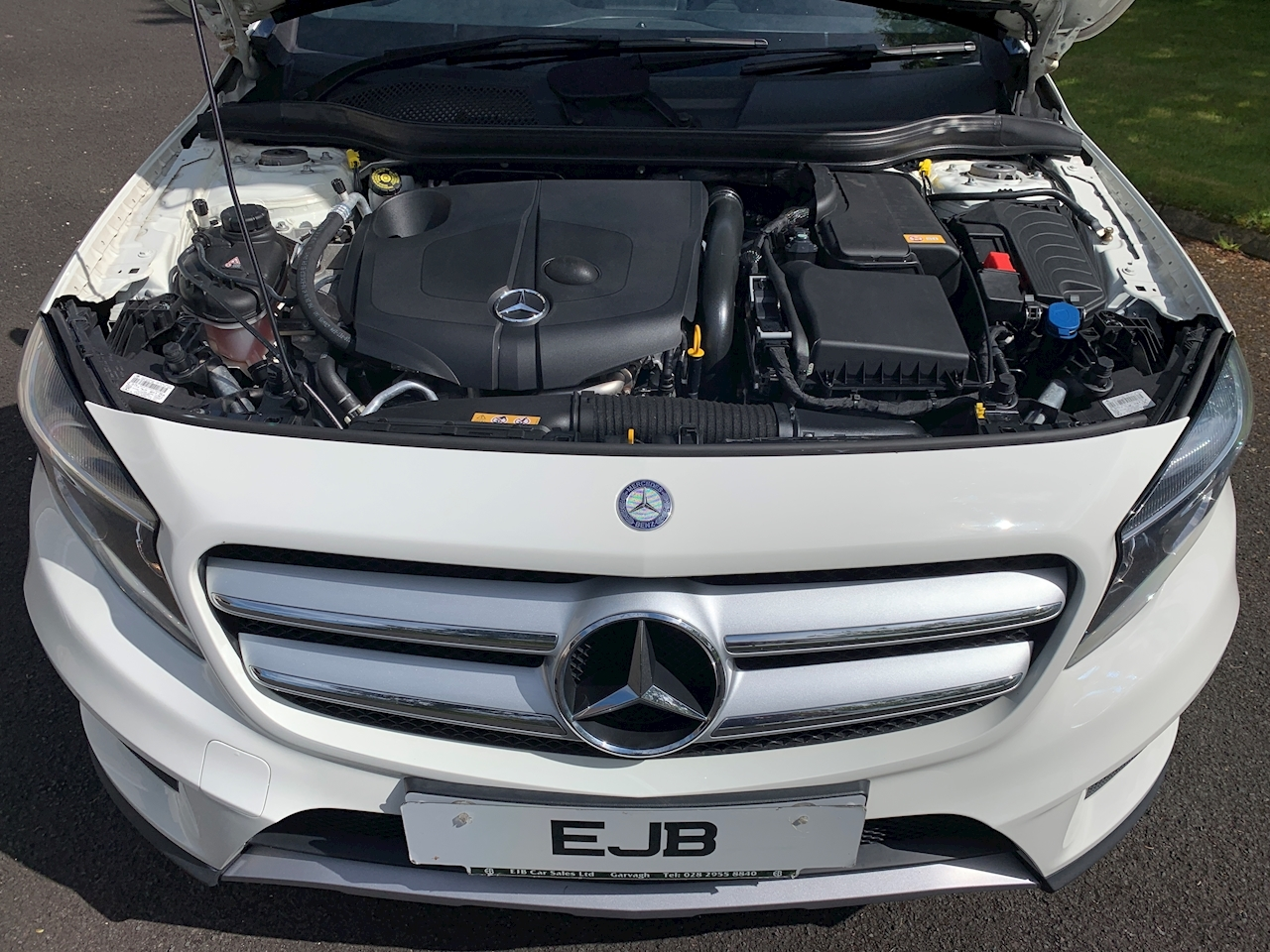 Mercedes-Benz Gla-Class 200 D Amg Line [136] 2.1 5dr Estate Manual Diesel