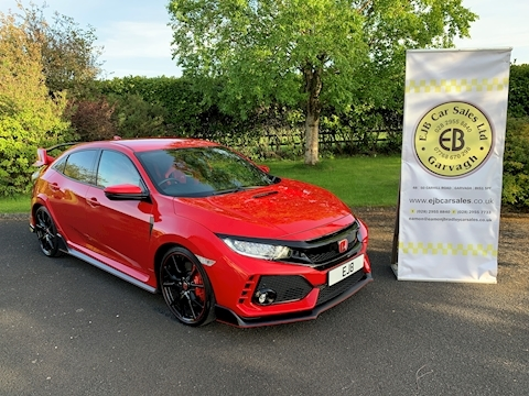 Honda Civic Vtec Type R Gt Turbo 316 Bhp