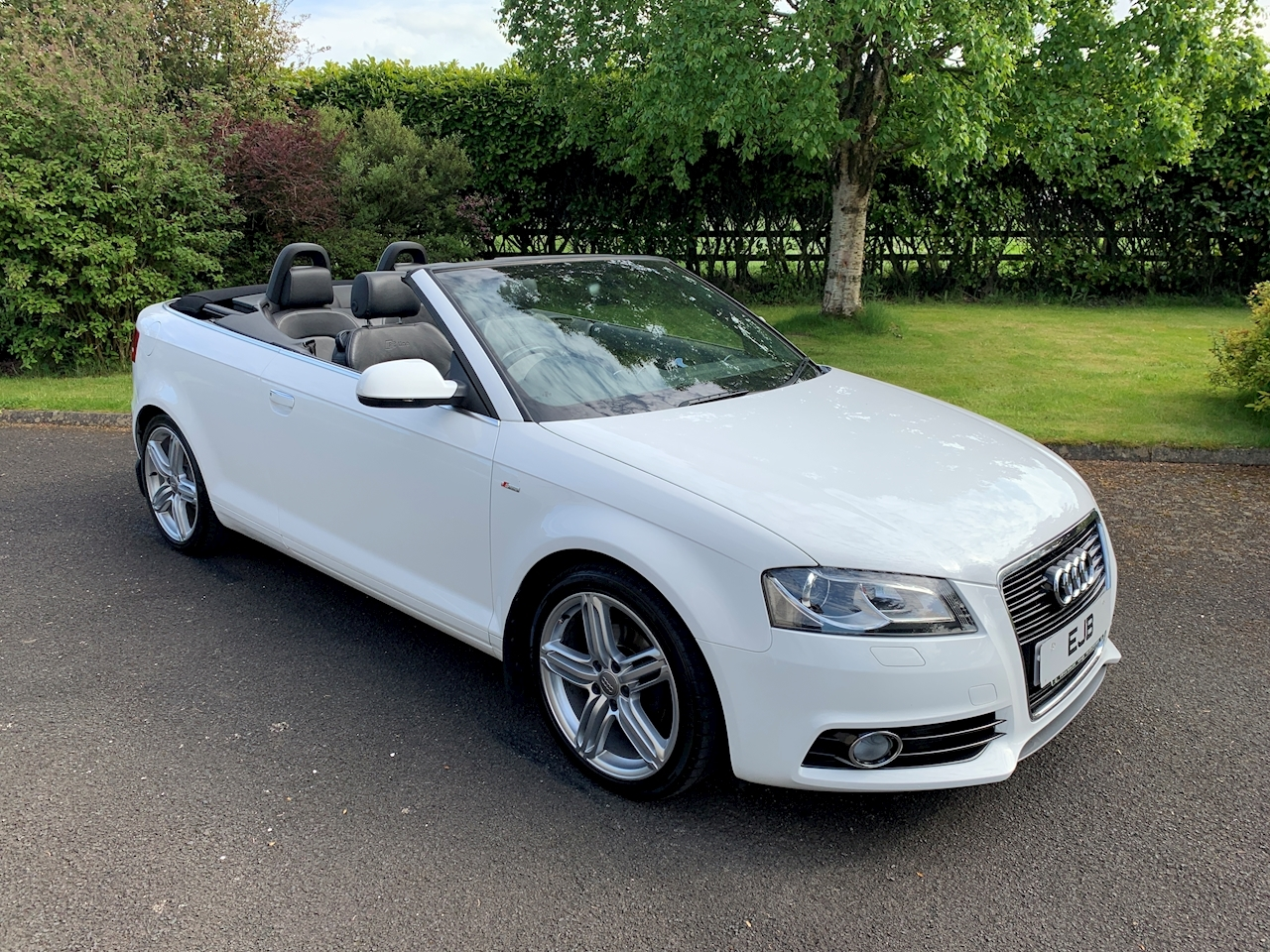 Audi A3 2.0 Tdi 140 Bhp S Line Final Edition  2dr Convertible Manual Diesel
