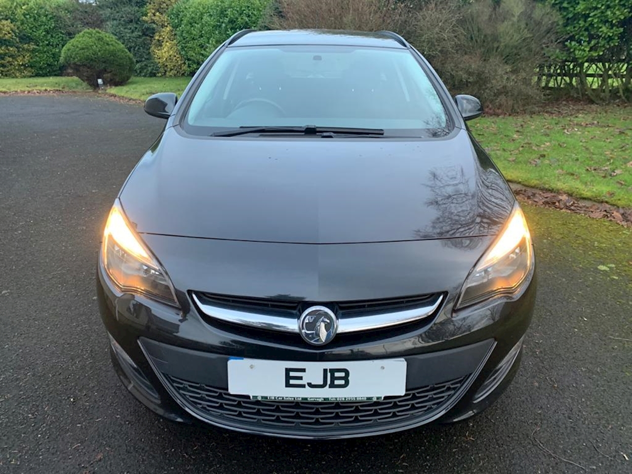 Vauxhall Astra Design Cdti Ecoflex S/S Estate 1.6 Manual Diesel