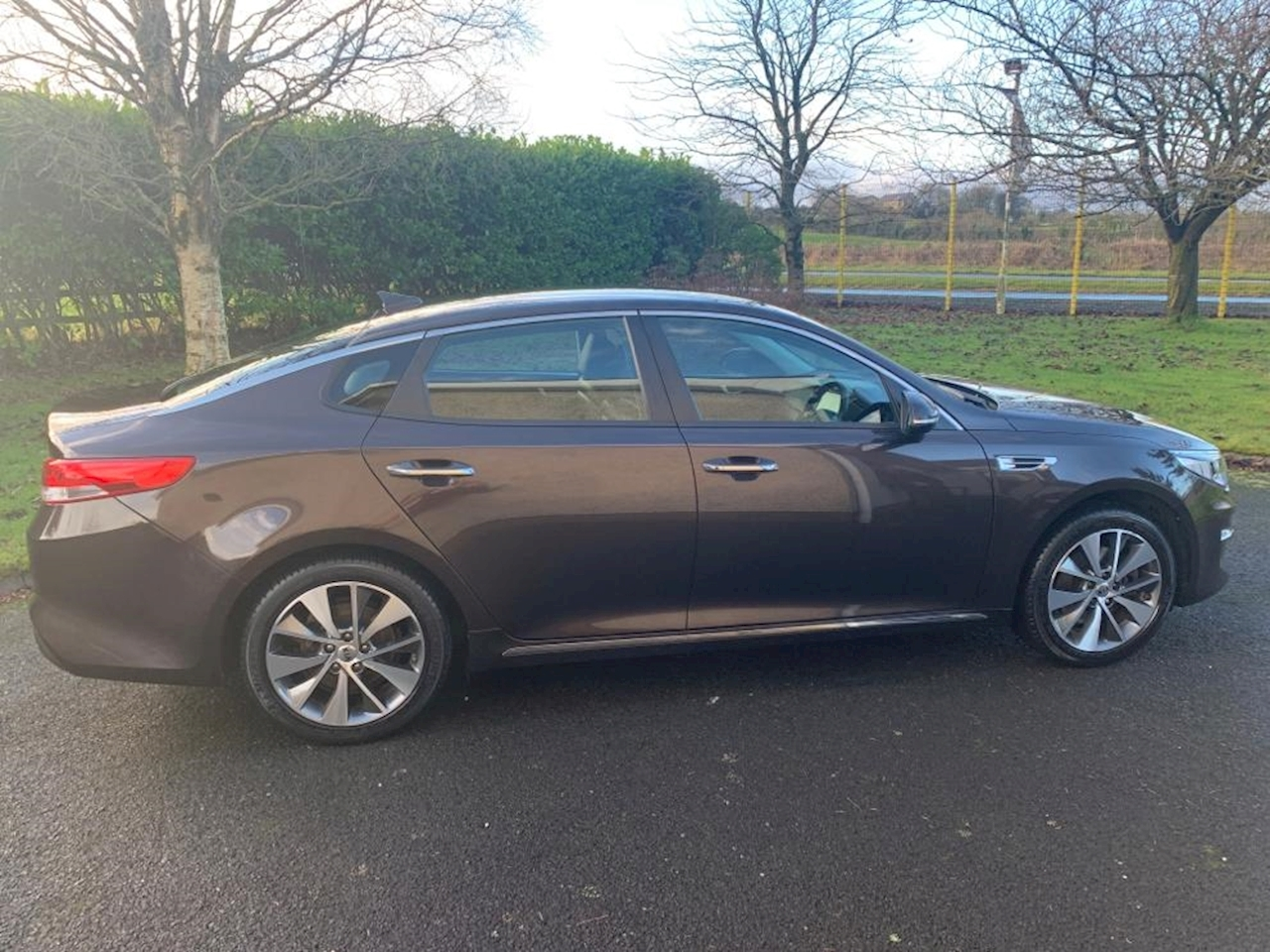 Kia Optima Crdi 3 Isg Saloon 1.7 Manual Diesel