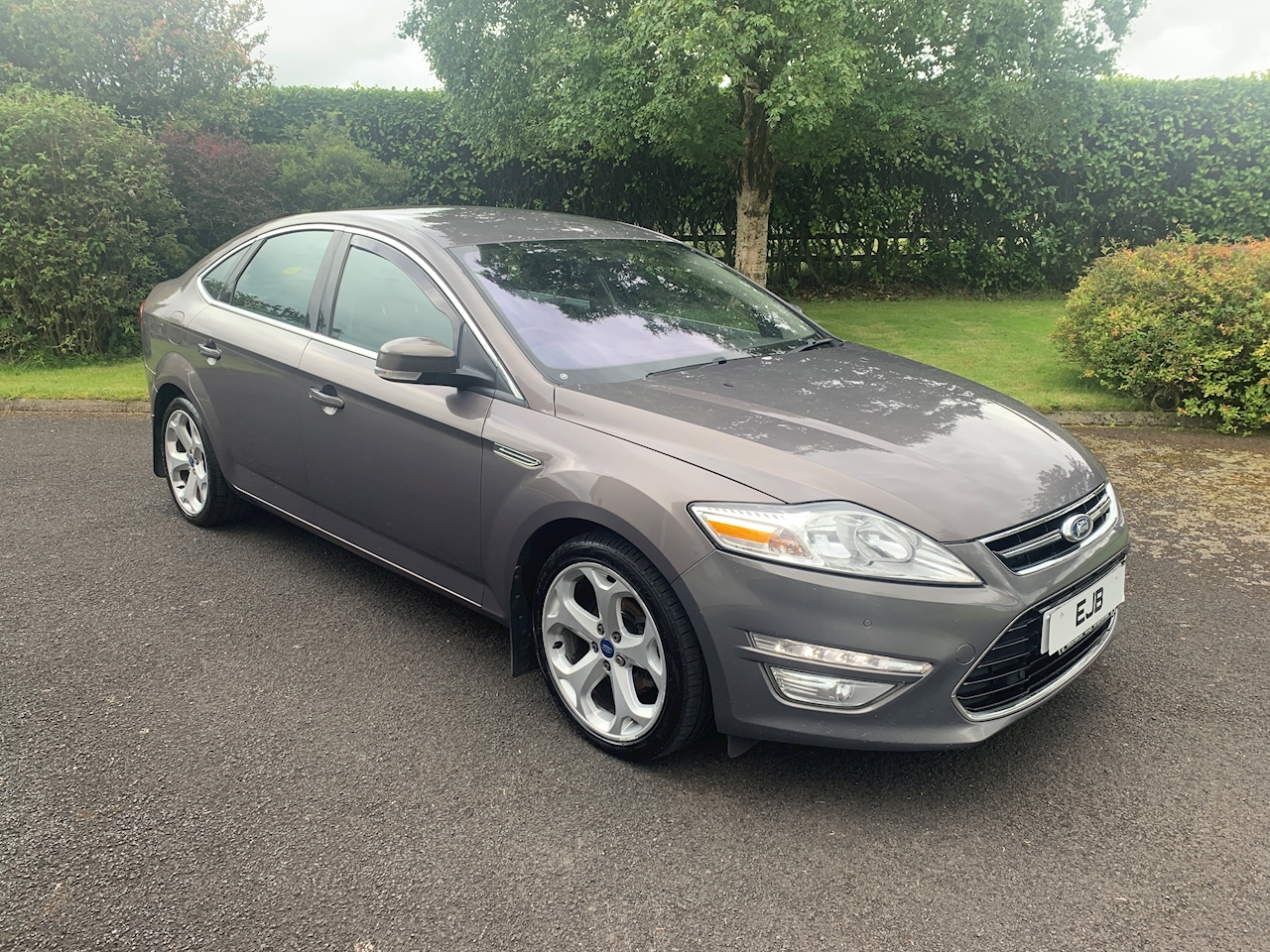 Ford Mondeo Titanium Tdci Hatchback 2.0 Manual Diesel