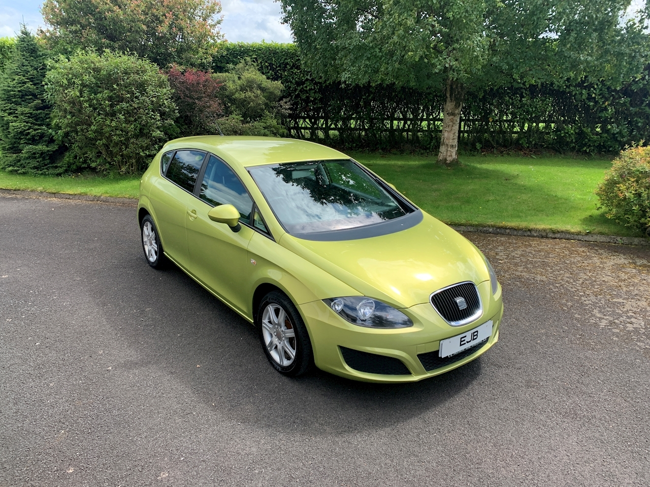 Seat Leon Tdi S Hatchback 1.9 Manual Diesel