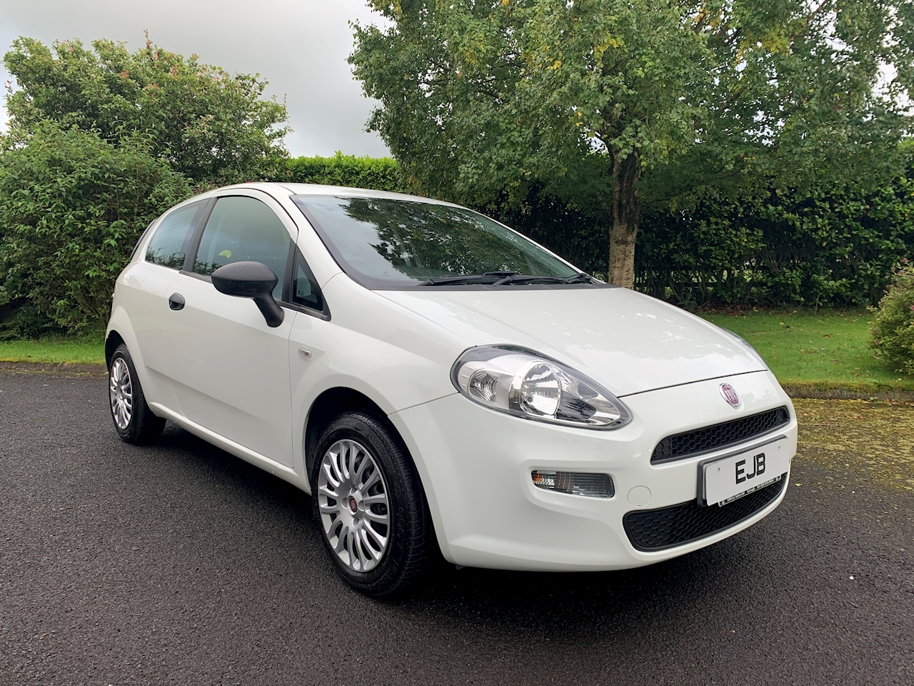 Fiat Punto Pop Hatchback 1.2 Manual Petrol