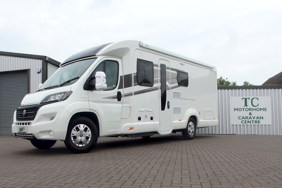 Bessacarr 494 Island Bed Low Profile 2300 Manual Diesel