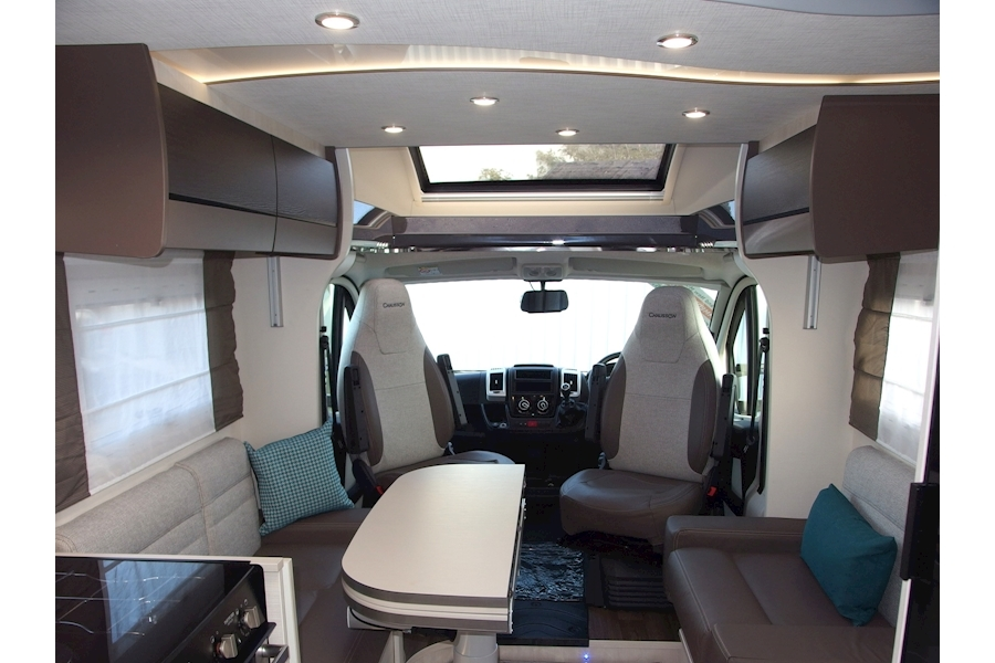Chausson 738 XLB Welcome VIP Image 1